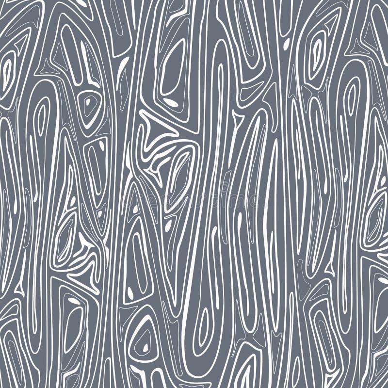 Texture de fibres de bois illustration libre de droits