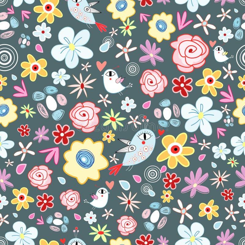 Texture de fleur illustration libre de droits