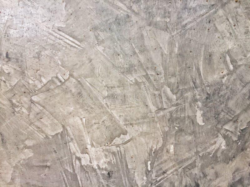 Texture de fond avec de vieux murs gris de ciment image stock