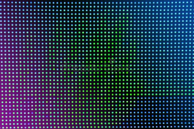 Texture de fond de Cyberpunk d'art de problème Écran d'essai de Digital Concept 80s esthétique photo stock