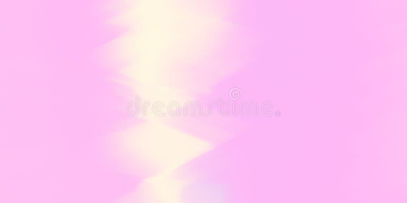 Texture de fond d'aluminium d'hologramme comme arc-en-ciel, iridescent jaune illustration libre de droits