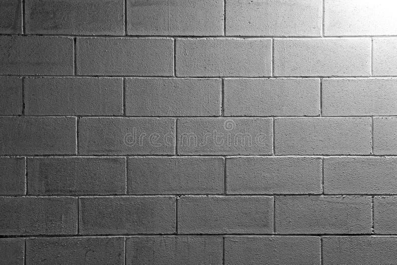 Texture de fond d'un mur de briques blanc image stock