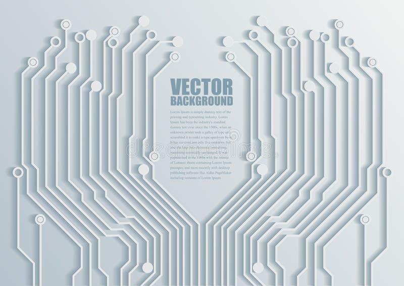 Texture de fond de carte illustration libre de droits