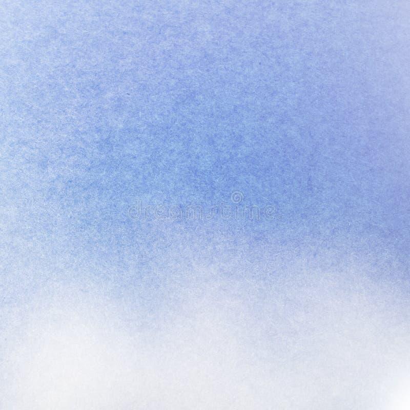 Texture de fond de papier bleu illustration libre de droits