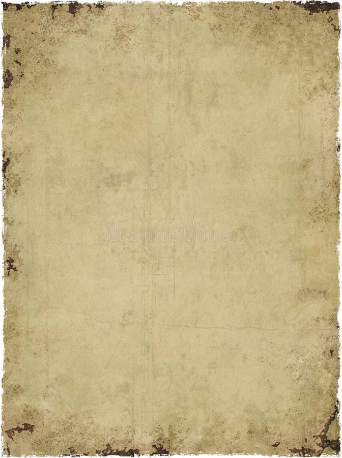 Texture de fond de parchemin image stock