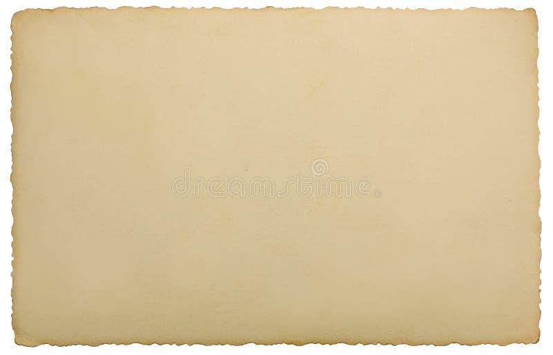 Texture de fond de photo de bord de cru d'isolement images libres de droits