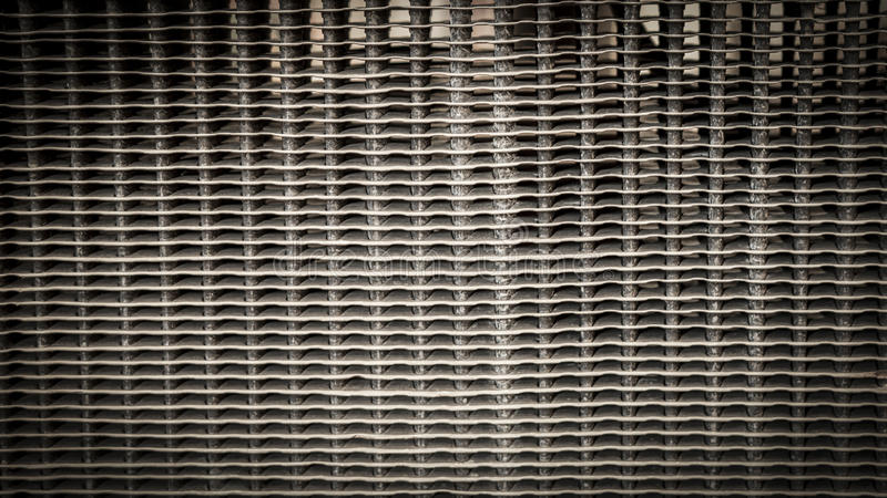 Texture de fond de radiateur de vintage photo stock