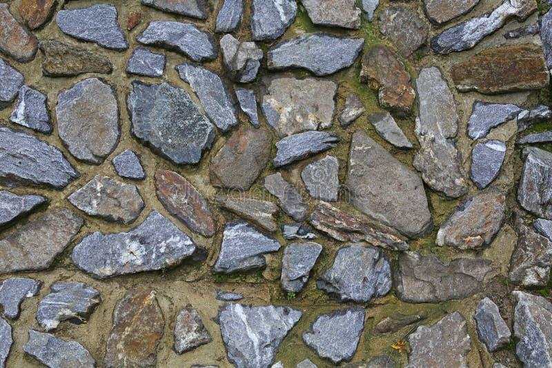 Texture de fond des pierres grises images stock
