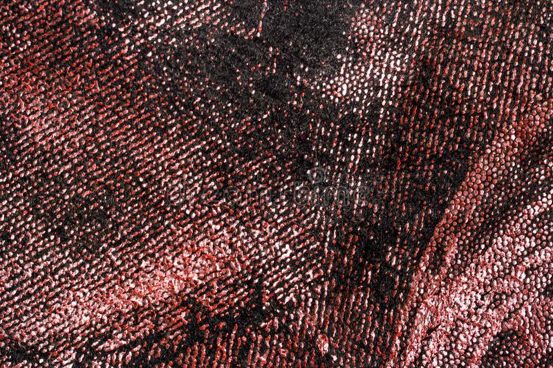 Texture de fond descripteur peau d'animal sans laine avec le deco photo stock