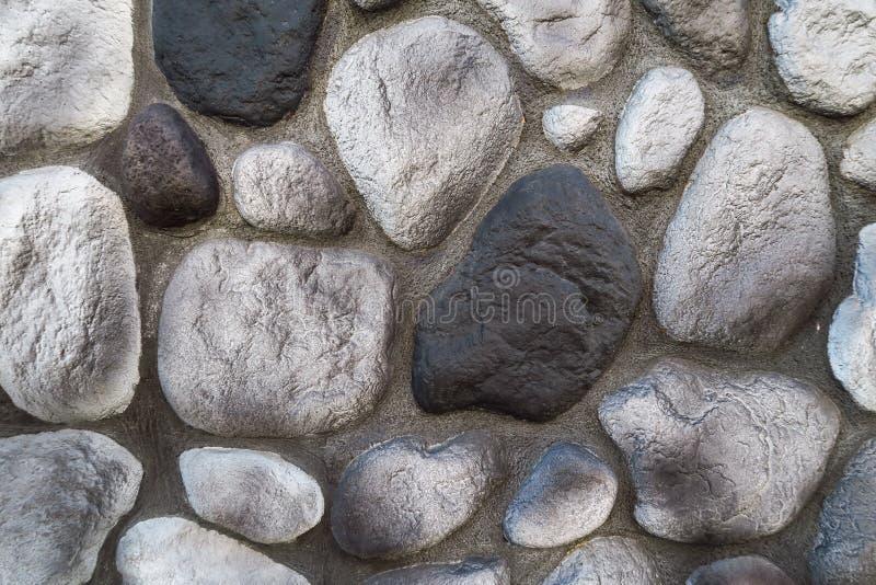 Texture de fond du mur en pierre photo libre de droits