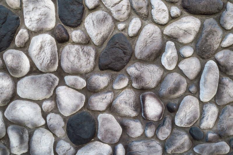 Texture de fond du mur en pierre photographie stock libre de droits