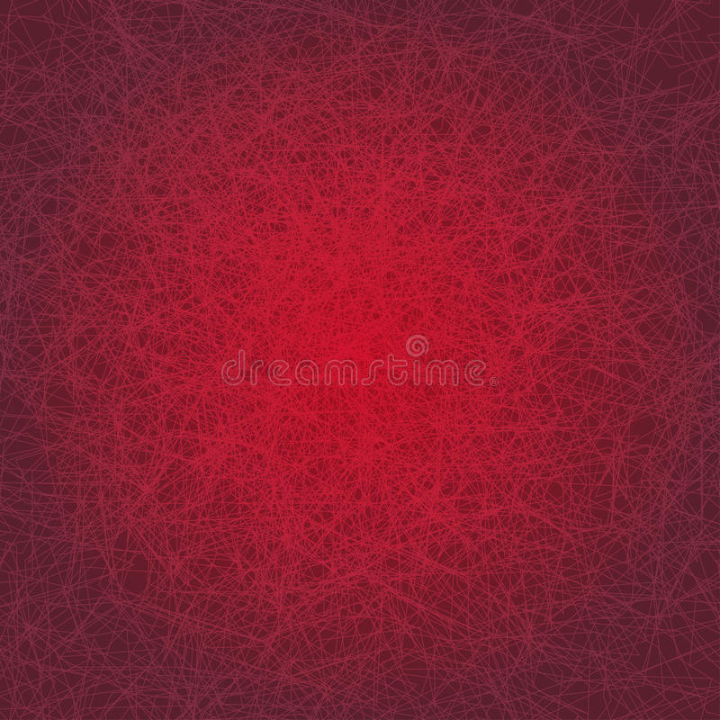 texture de fond en rouge illustration stock