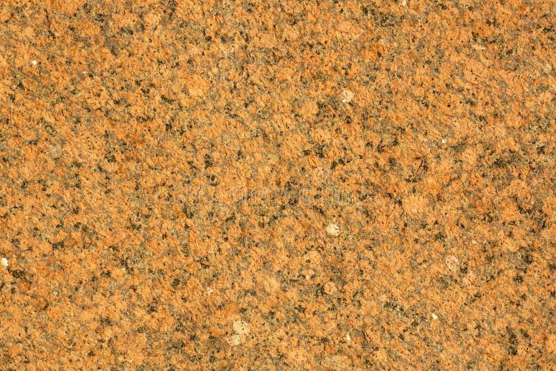 Texture de fond de mur brun miette de granit Miette rouge de granit photos libres de droits