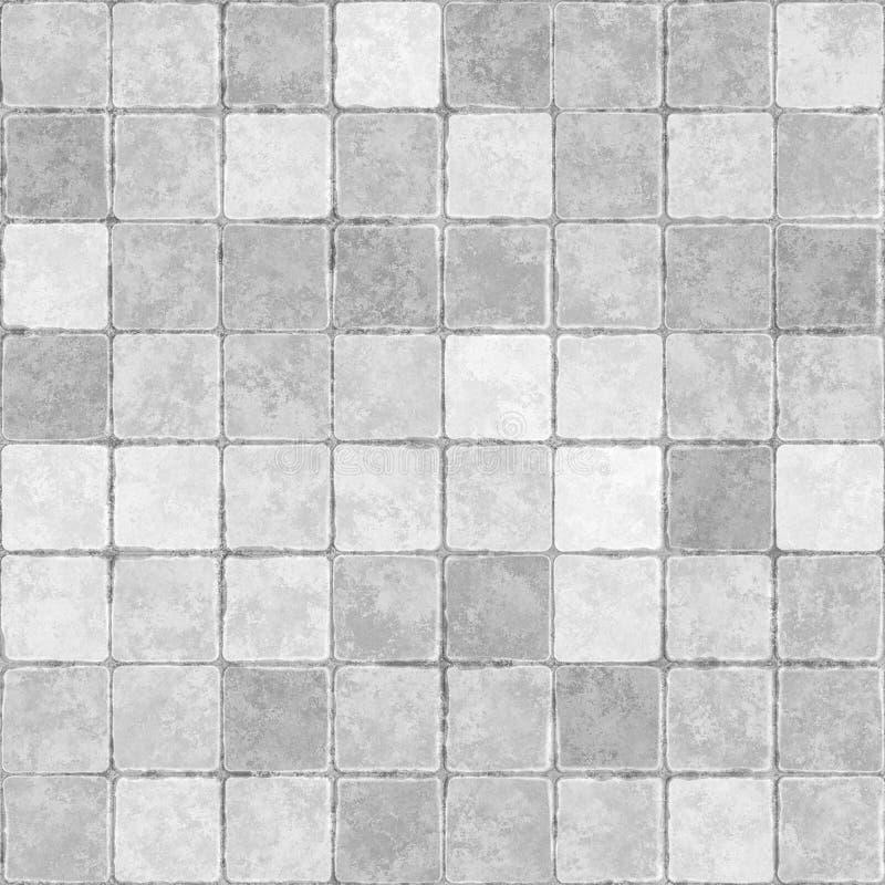Texture de fond sans couture de tuile images libres de droits