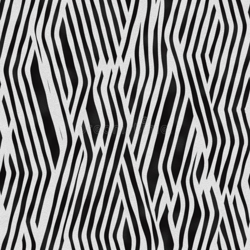 Texture de fourrure - sans joint illustration stock