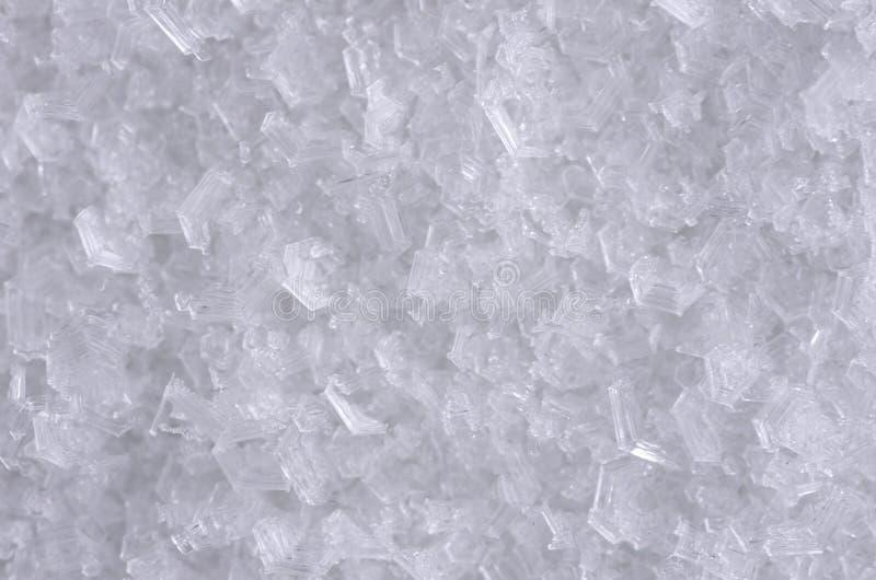 Texture de glace photo libre de droits