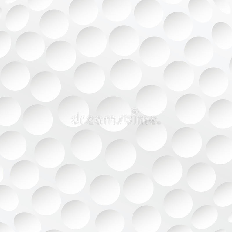 Texture de golf illustration de vecteur