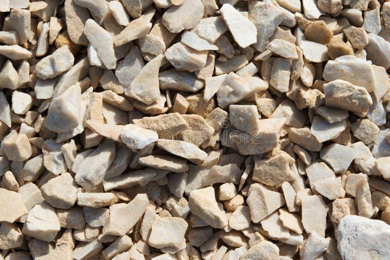 Texture de grès en pierre écrasé image stock