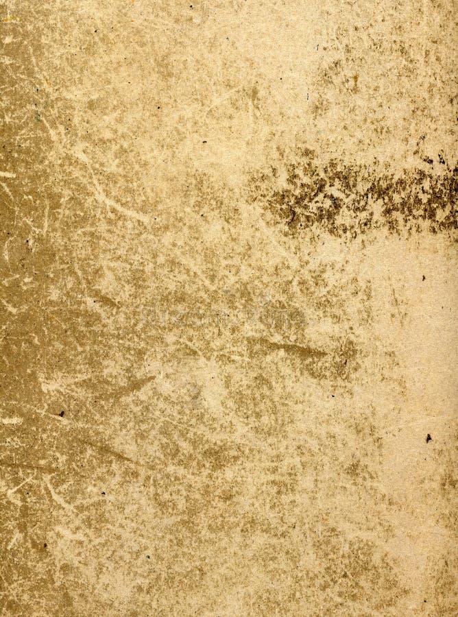 texture de grunge de carton photographie stock