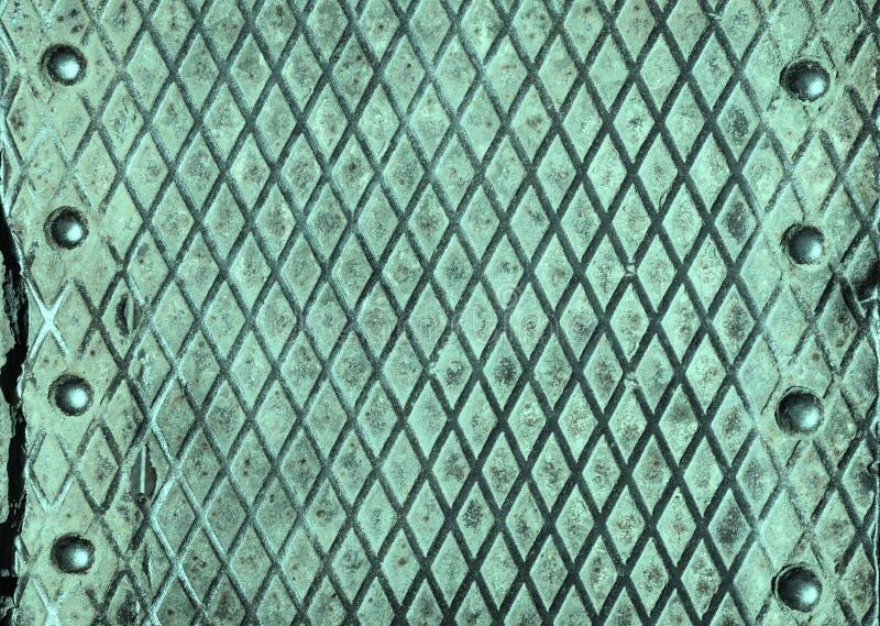 Texture de grunge en métal photos stock