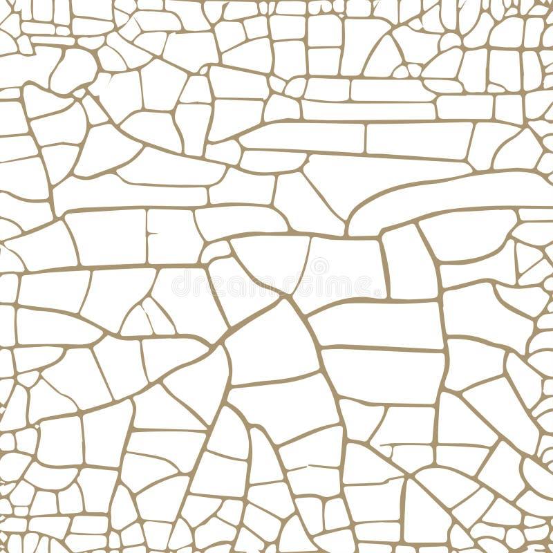 Texture de grunge de vecteur Détresse d'éraflure et fond approximatif Texture grunge pour créer l'effet affligé illustration de vecteur