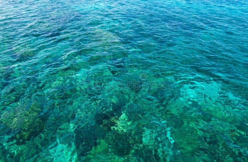 Download Texture De L'eau D'océan, Mer De Bleu D'espace Libre Image stock - Image du texturisé, couleur: 87709801