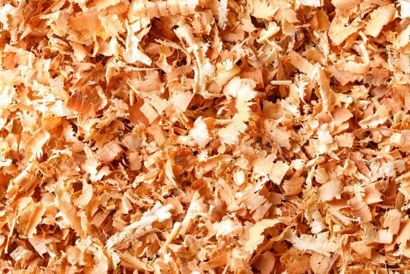 Texture de la poussière de scie photos libres de droits