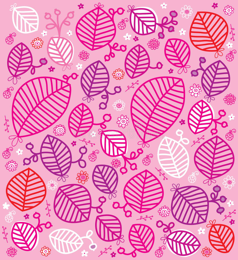 Texture de lames illustration libre de droits