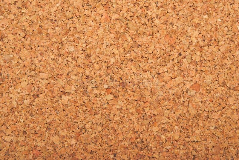 Texture de liège de Brown images stock