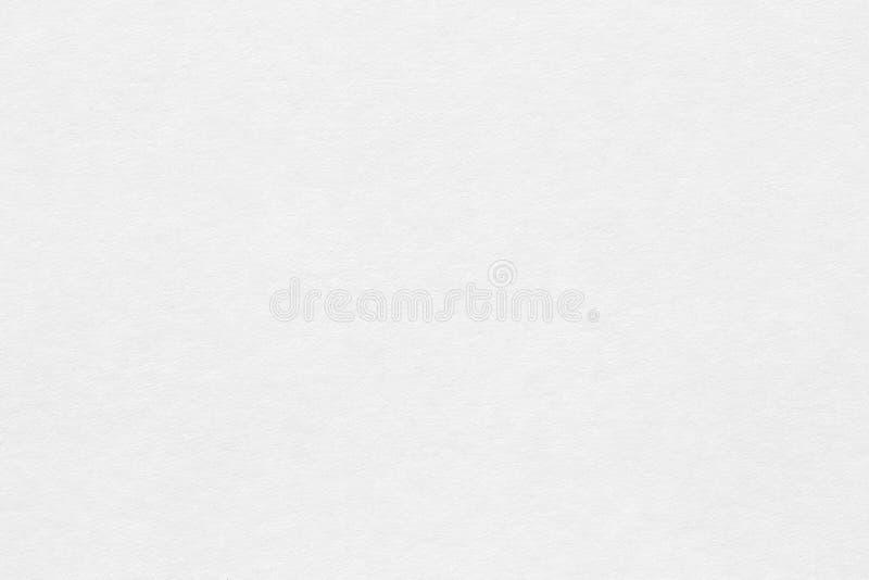 Texture de livre blanc, fond Surface de feuille de papier de métier photographie stock