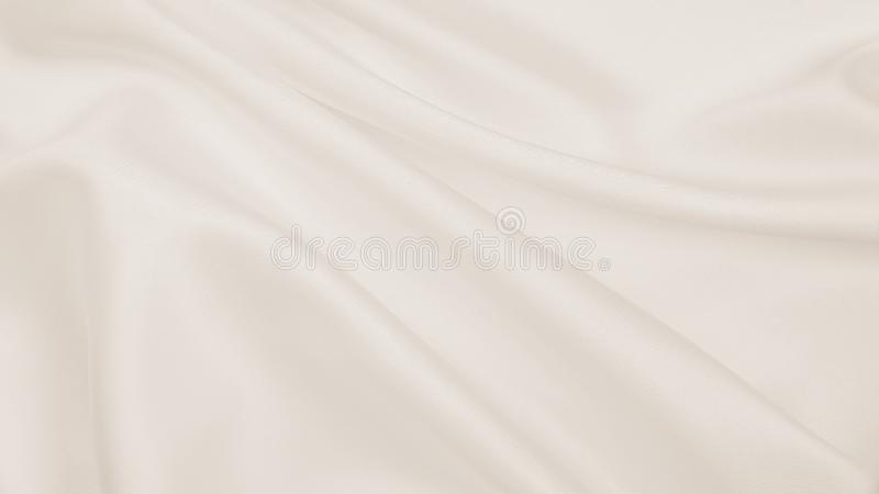 Texture de luxe d'or ?l?gante douce de tissu de soie ou de satin en tant qu'?pouser le fond Conception luxueuse de fond Dans la s images stock