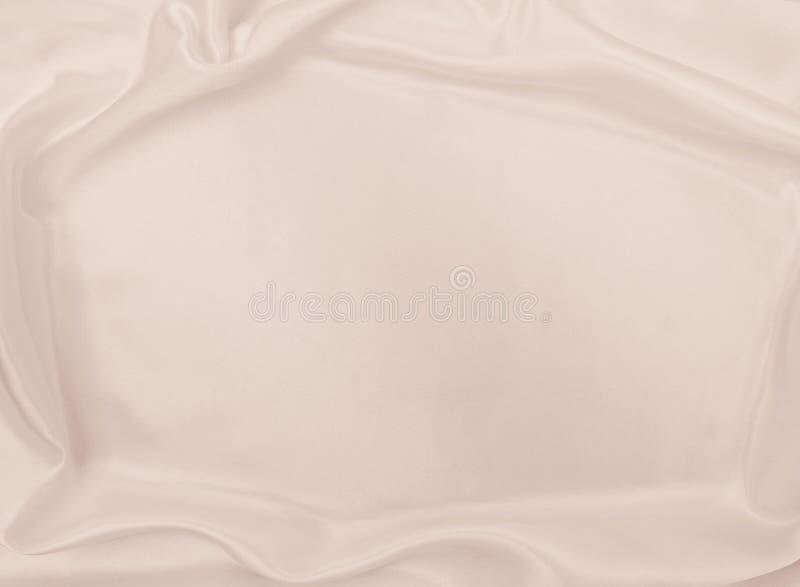 Texture de luxe d'or ?l?gante douce de tissu de soie ou de satin en tant qu'?pouser le fond Conception luxueuse de fond Dans la s photos libres de droits