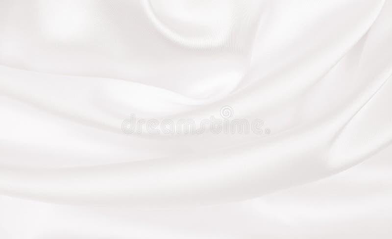 Texture de luxe d'or ?l?gante douce de tissu de soie ou de satin en tant qu'?pouser le fond Conception luxueuse de fond Dans la s image libre de droits