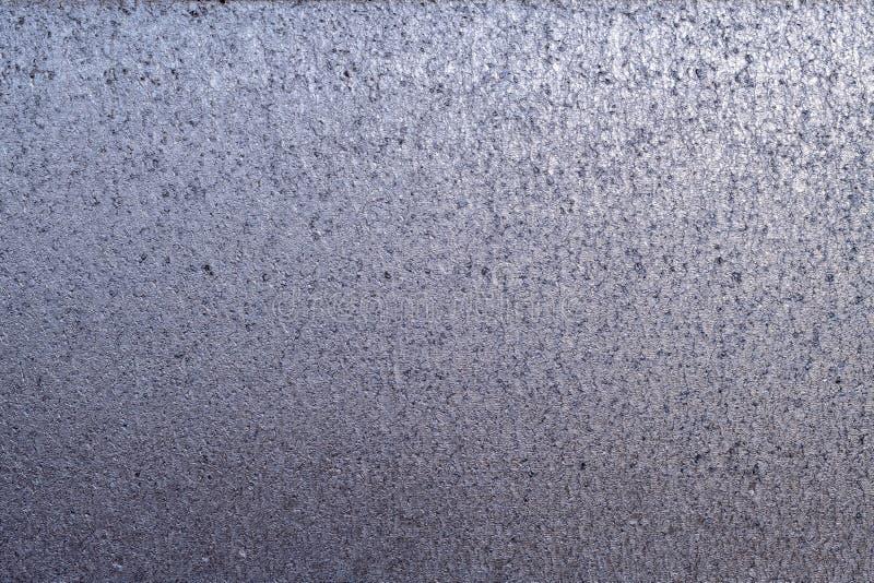 Texture de métal fondu et martelé et bosselé comprimé image stock