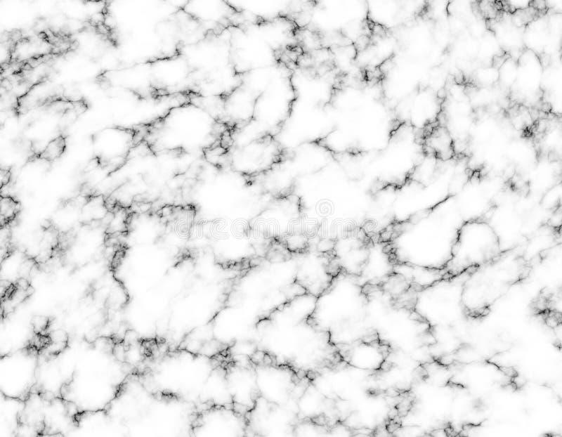 Texture de marbre blanche illustration libre de droits