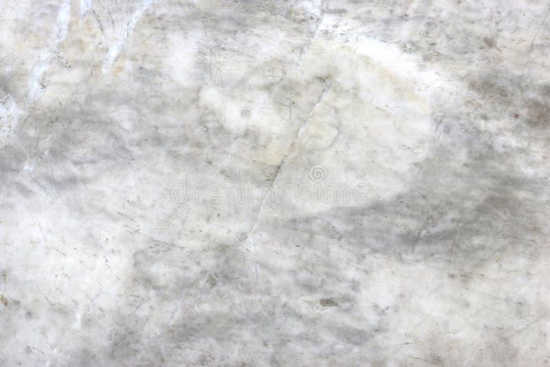Texture de marbre blanche de fond image libre de droits