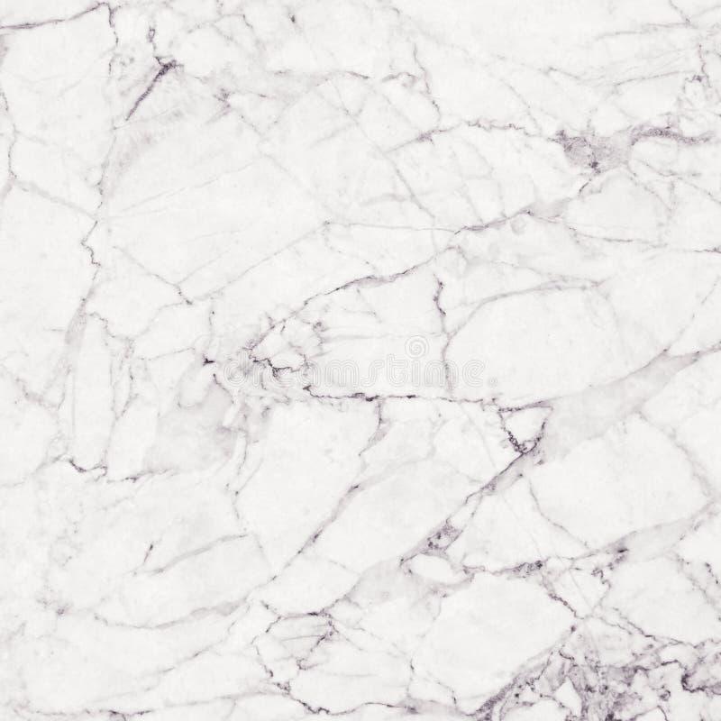 Texture de marbre blanche, modèle pour le fond luxueux de papier peint de tuile de peau image stock