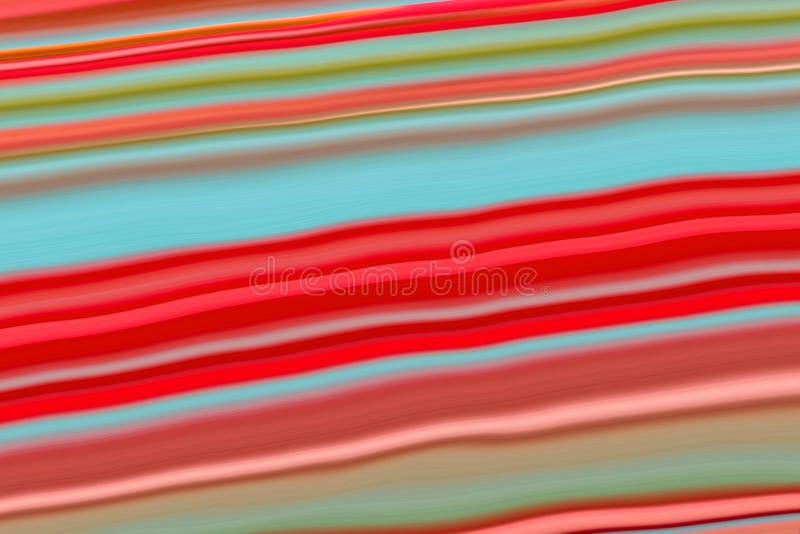 Texture de marbre bleue, verte et rouge abstraite pour le fond photo stock