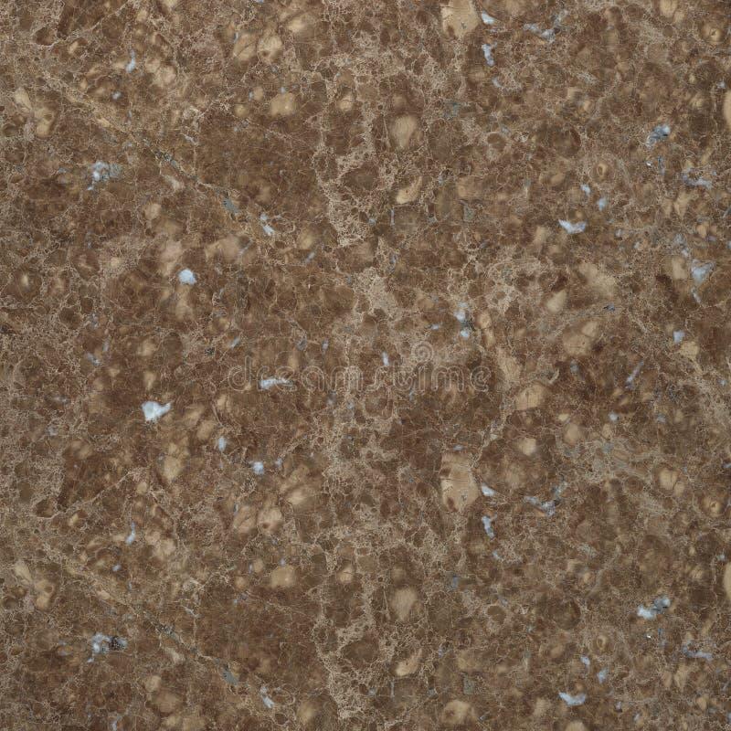 Texture de marbre de Brown pour intérieur et extérieur photo stock