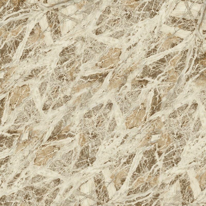 Texture de marbre de Brown image libre de droits