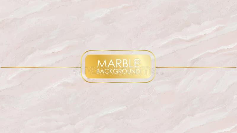 Texture de marbre de vecteur illustration libre de droits