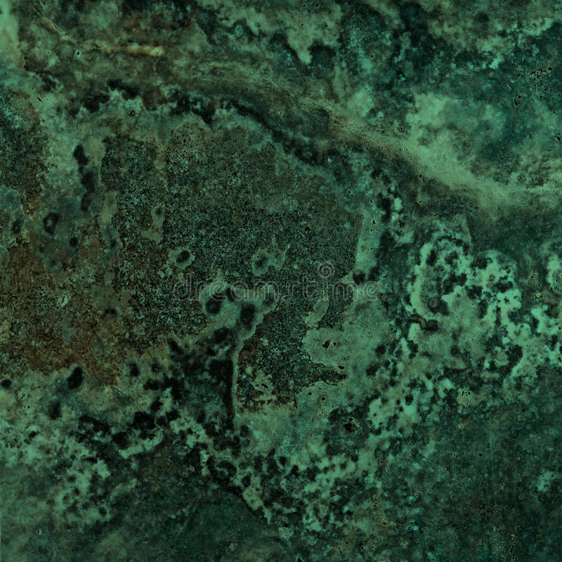 Texture de marbre verte photographie stock libre de droits
