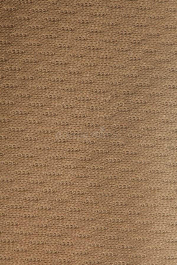 Texture de matériel de Brown photo stock
