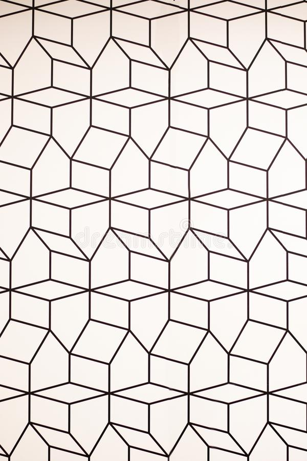 Texture de mod?le de mur illustration stock