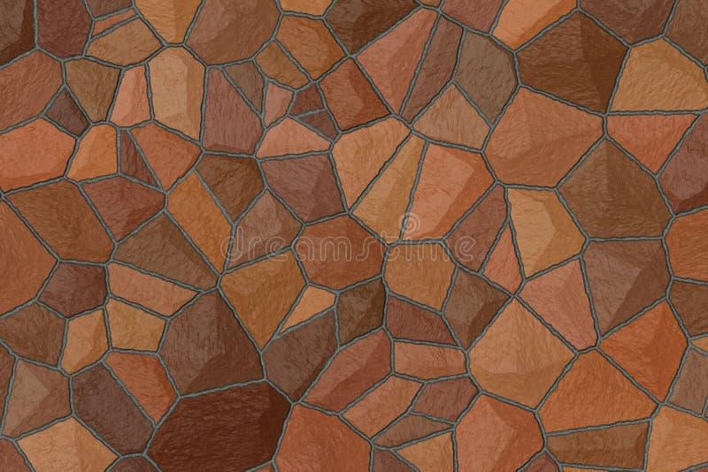 Texture de mur illustration stock