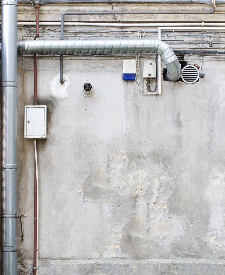 Download Texture de mur photo stock. Image du matériau, câble - 56483096