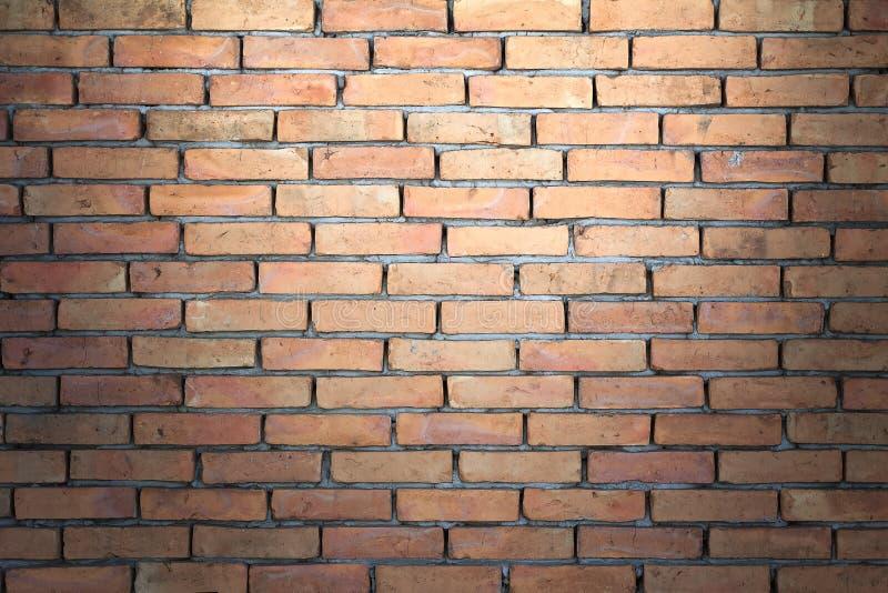 Texture de mur de briques ou fond de mur de briques pour des affaires de conception intérieure décoration extérieure et idée indu image libre de droits