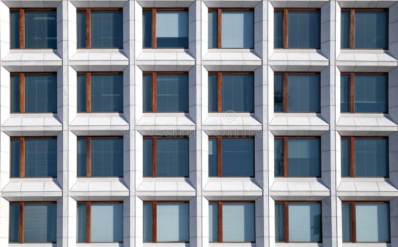 texture de mur d 39 immeuble de bureaux photo stock image 24028838. Black Bedroom Furniture Sets. Home Design Ideas