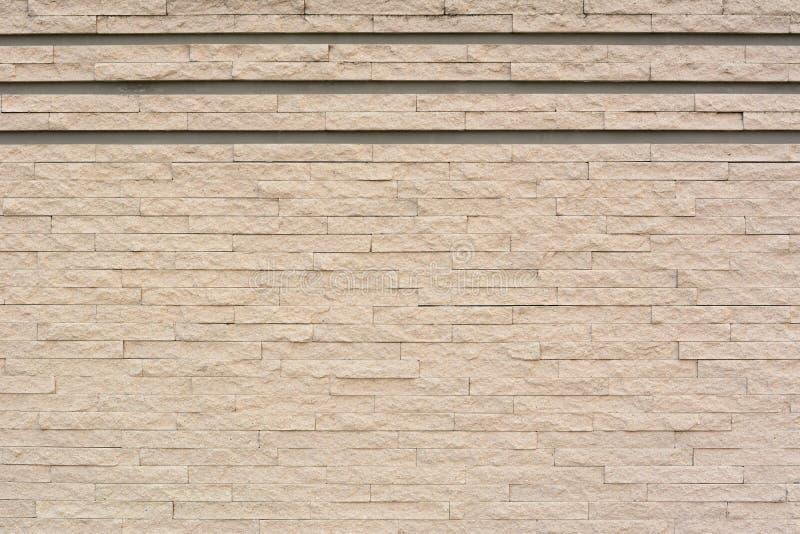 Texture de mur de briques de grès photos libres de droits