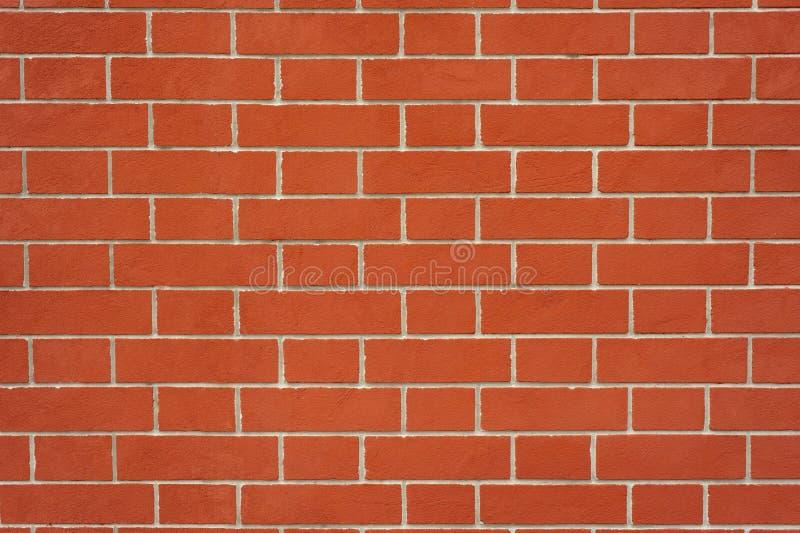 Texture de mur de briques rouge idéal photo stock